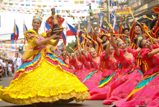 January 2015 Festivals in the Philippines