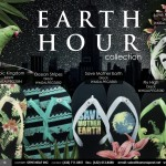 Choose Earth with Banana Peel's Earth Hour Collection Slippers
