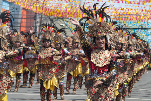 Sinulog Festival 2015 in Cebu