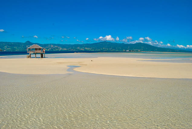 5 Must-See Sandbars in the Philippines