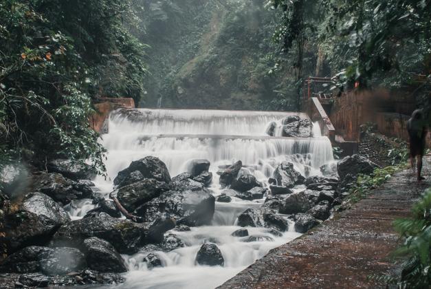 BALER TOURIST SPOT - DITUMABO FALLS