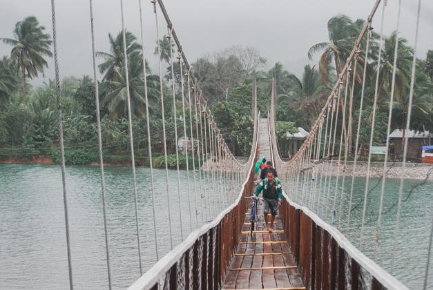 BALER TOURIST SPOT -Hanging Bridge