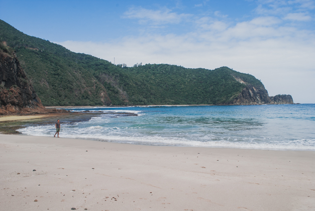 baler tourist spots - Dicasalarin Cove