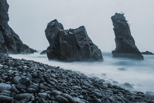 baler tourist spots - AMPERE BEACH