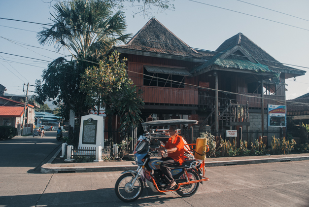 BALER TOURIST SPOT- Aurora Quezon House